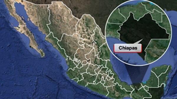 El sismo se sintió en cinco entidades del país.  (Foto: Especial)