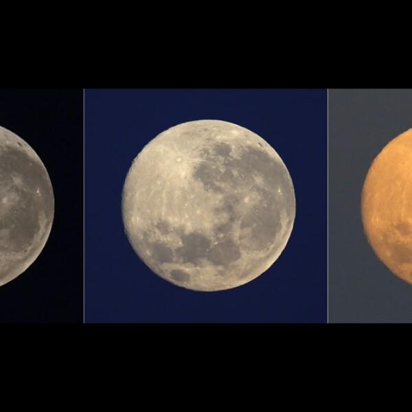 Luna combo Sao Paulo Brasil