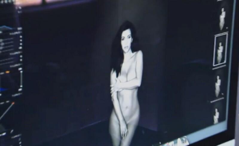 El rapero dio cuenta del gran amor que le tiene a su esposa al compartir en sus redes sociales fotos de ella sin ropa.