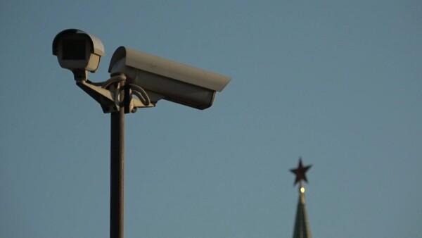 En Moscú, 100,000 cámaras vigilan a los confinados y a todo el resto