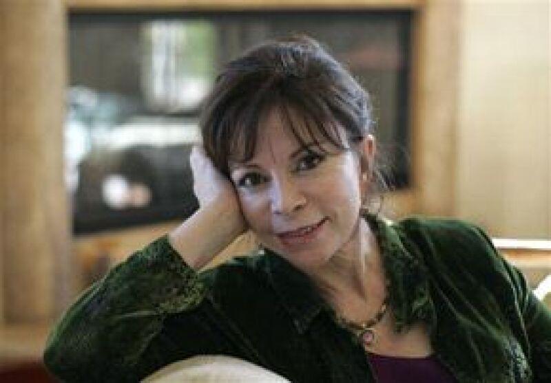 La autora de `La casa de los espíritus´dijo que América Latina olvida rápido las cosas.