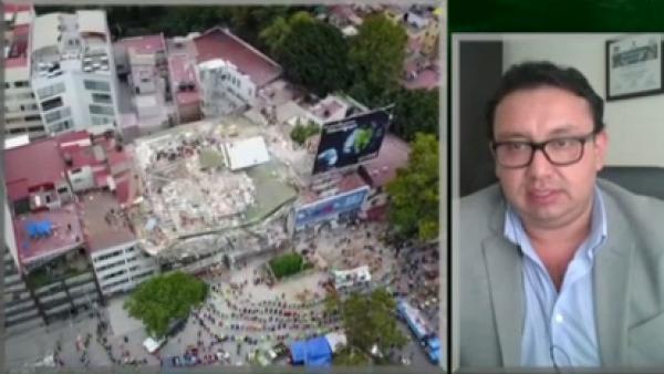 CDMX evalúa estructuras tras el sismo para descartar responsabilidades penales