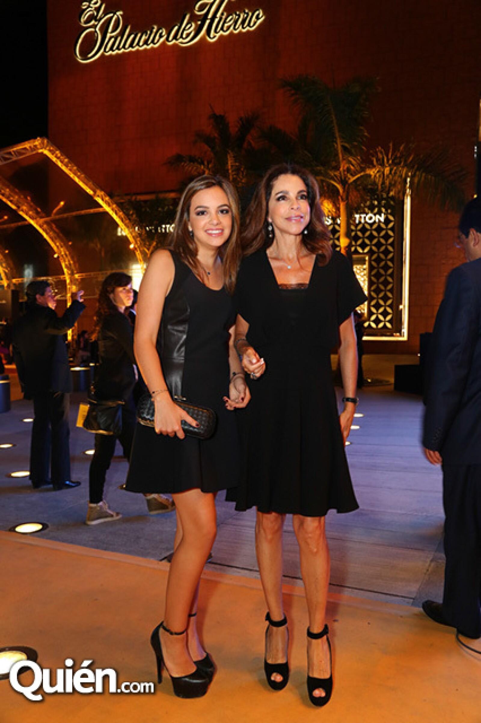 Susana Arnaud y Renata Barroso