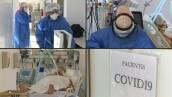 Estos médicos confiesan su agotamiento tras seis meses de pandemia