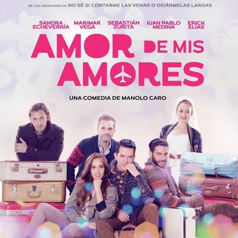 """Con un gran reparto, el director de """"No sé si cortarme las venas o dejármelas largas"""" vuelve a la pantalla grande con una comedia romántica grabada en la Ciudad de México y en Madrid."""
