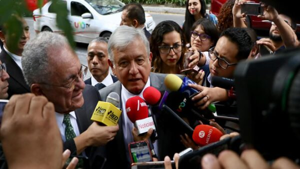 AMLO reuinion
