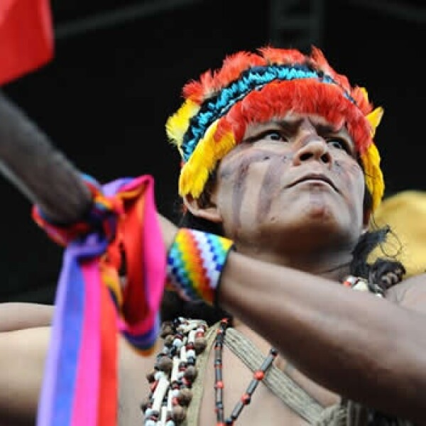 medioambiente, mineria, ecuador, indigena