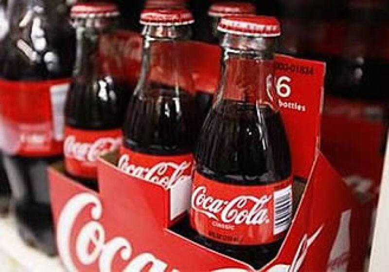 KOF es la tercera embotelladora más grande de Coca Cola a nivel mundial. (Foto: Reuters)