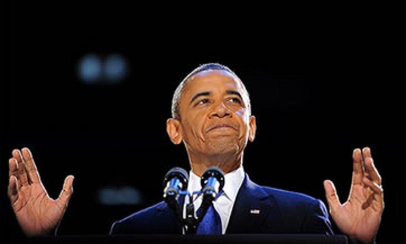 Obama dijo que es posible llegar a un acuerdo durante los primeros seis meses de su segundo mandato.  (Foto: Cortesía CNNMoney)