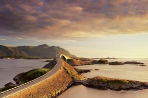 Carretera Atlántica de Noruega