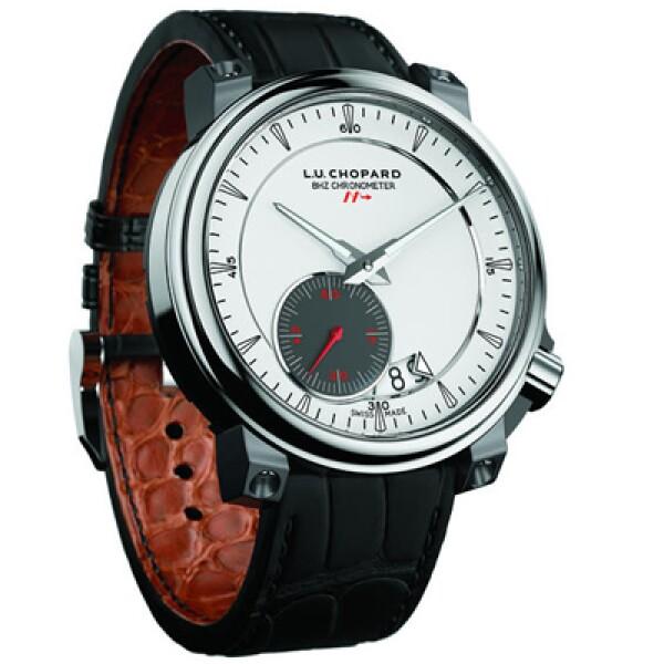La revista Life & Style en su edición junio 2012 presenta los relojes cuyo desarrollo tecnológico los hace los más exactos y los más fuertes. Uno de ellos es el Chopard que cuenta con 57,600 alternancias por hora lo que le da máxima precisión.