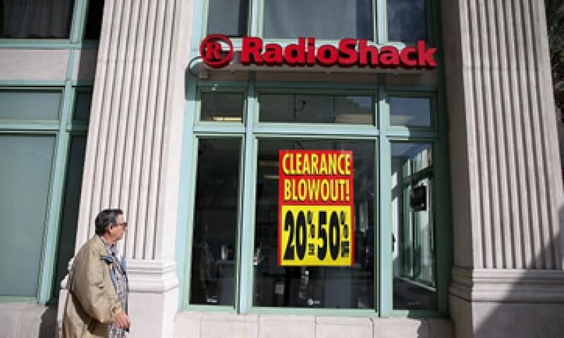 Si RadioShack se declara en quiebra, podría tomar un año para que finalmente cierre sus puertas. (Foto: Getty Images)