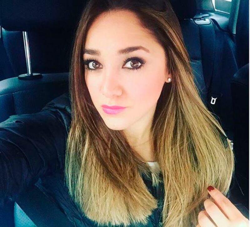 La actriz, que atraviesa por un proceso de distanciamiento de su esposo Gerardo Islas, estrenó un nuevo look, ¿te gusta?