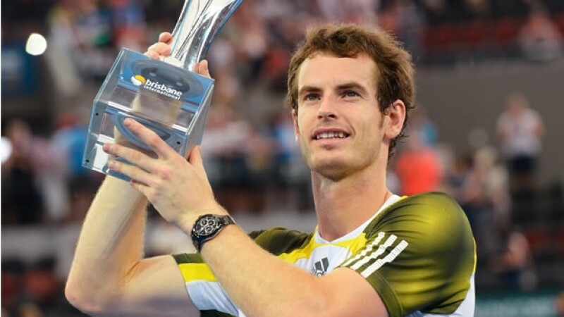 Andy Murray gana el torneo de Brisbane