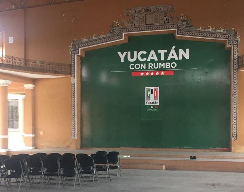 Mérida espera en calma el arranque de campaña de Meade