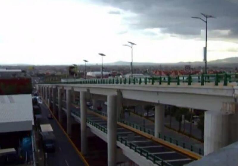 Distribuidor vial en Coacalco, Estado de M�xico