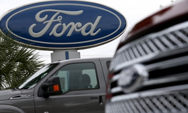 Ford espera terminar este año con una producción de 6 millones de vehículos. (Foto: Getty Images)