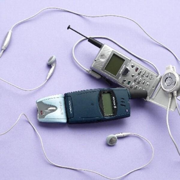 Ericsson MP3 2000 historia celulares