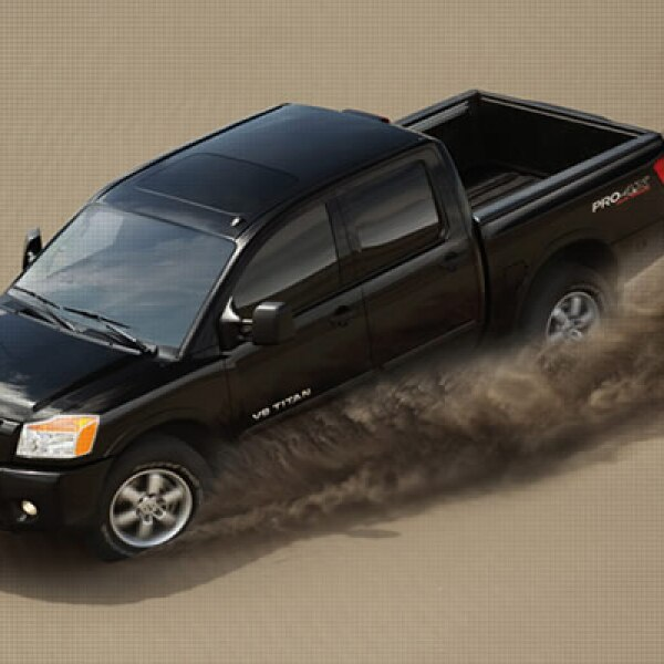 El modelo de carga de Nissan está en la segunda posición con 3,662 vehículos.