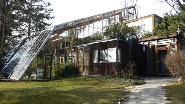 Casa de Frei Otto, Warmbronn (Pritzker Academy)