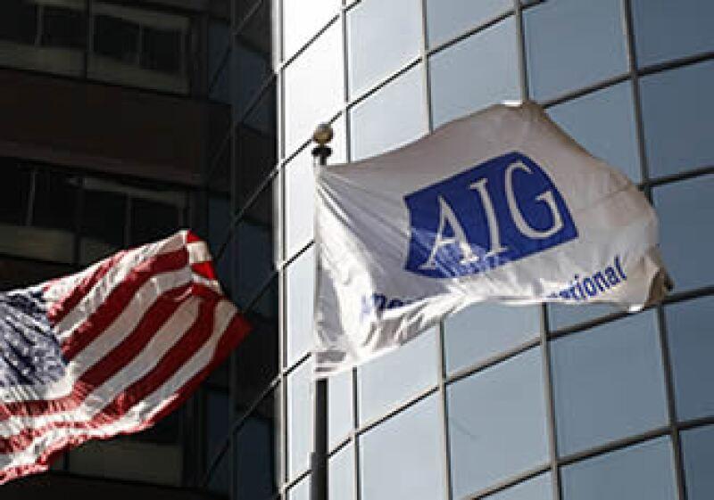 La aseguradora recibió un rescate federal durante la recesión económica de 2008. (Foto: AP)