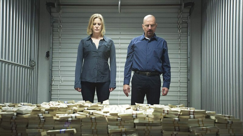dinero falso - billetes falsos - dinero - fake money - breaking bad