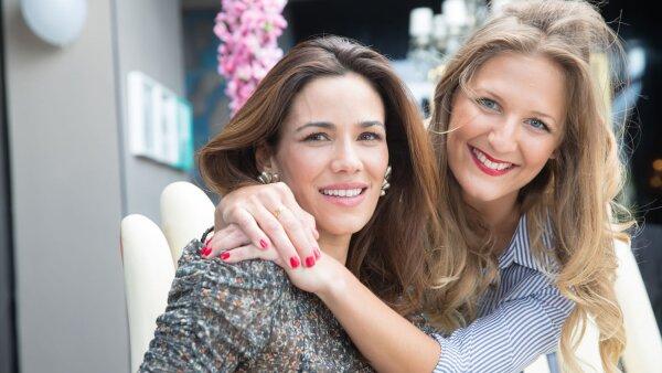 Cumpleaños Constanza Slim y Anne Segui