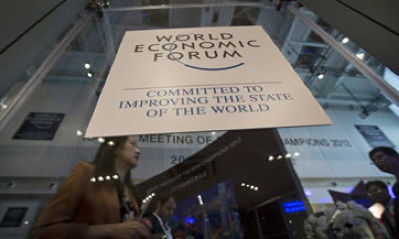 Al Foro asisten más de 2,000 representantes de casi 100 países. (Foto: AP)