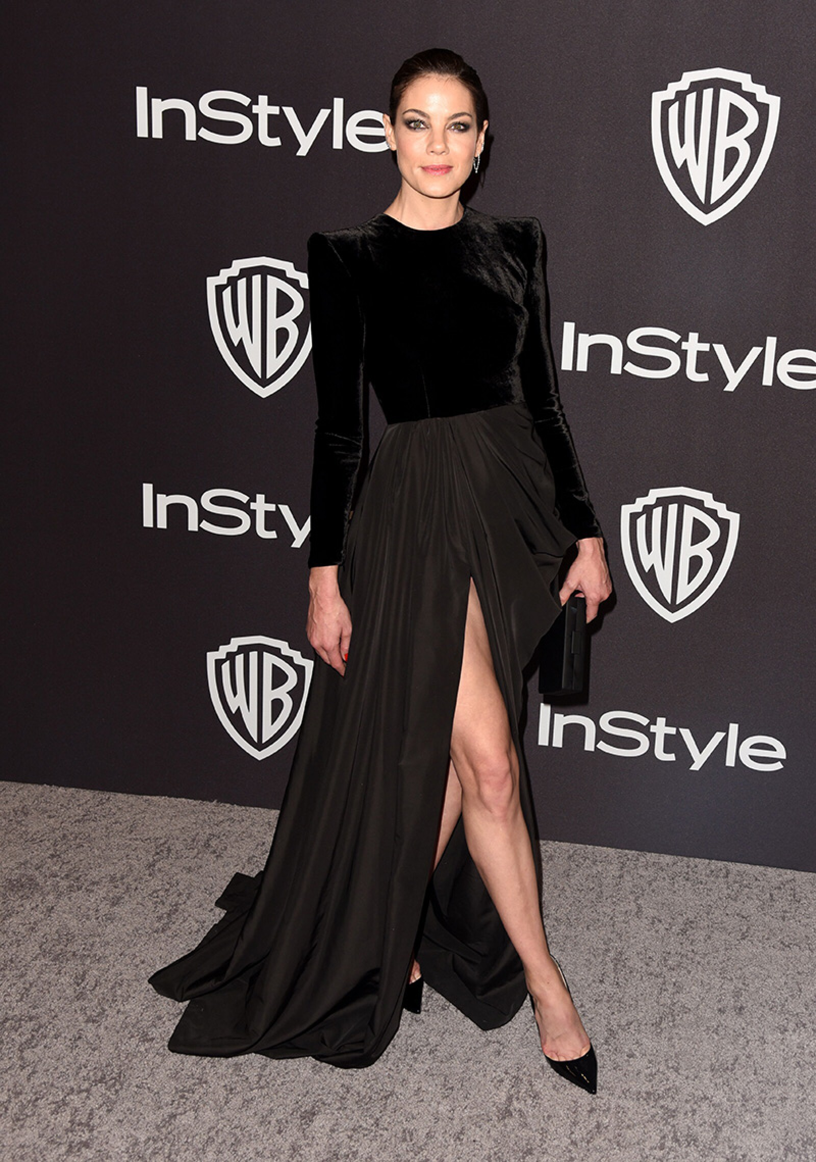 InStyle and Warner Bros Golden Globes After Party, Arrivals, Los Angeles, USA - 06 Jan 2019