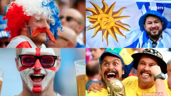 La Copa del Mundo Rusia 2018 entra en la fase de cuartos de final
