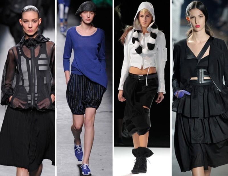 Te presentamos a los cinco creativos japoneses que están dejando huella en el mundo de la moda occidental.