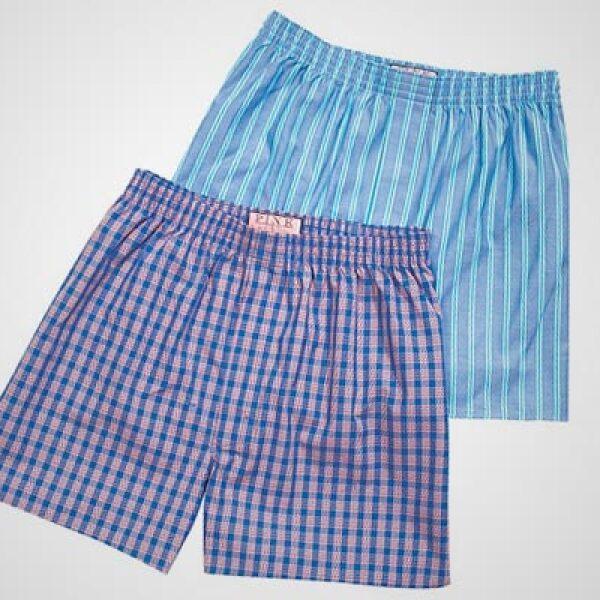 También existe la posibilidad de llevar ropa interior de la marca inglesa.