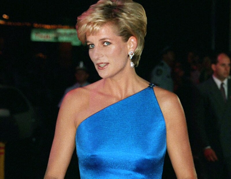La princesa Diana fue una de sus musas y murió el mismo año que Gianni Versace.