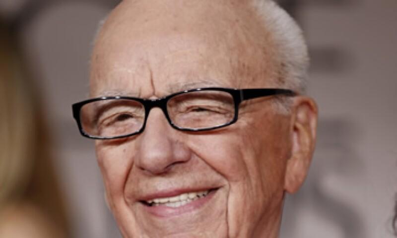 Murdoch ha coqueteado con los negocios de Internet desde la primera burbuja de las 'puntocom' a finales de la década de 1990. (Foto: AP)
