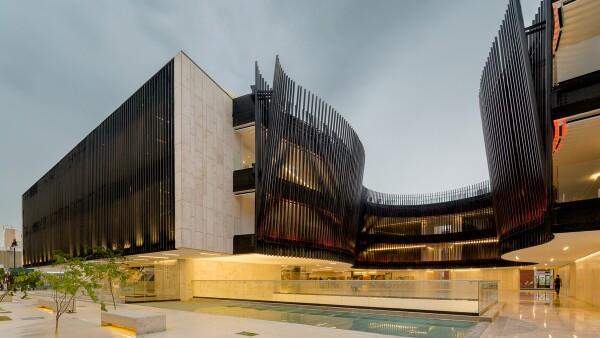 Palacio de la Música Mexicana, a detalle