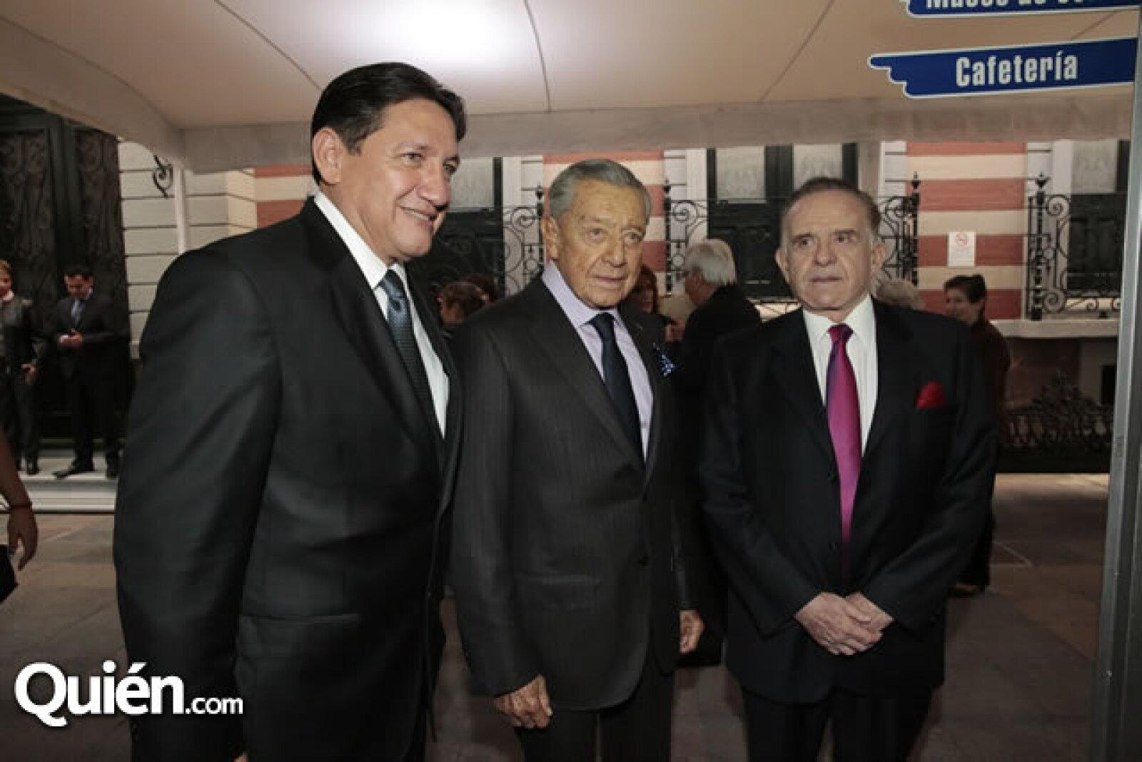 Alejandro Montano Guzmán,Miguel Alemán,Mario Rabner