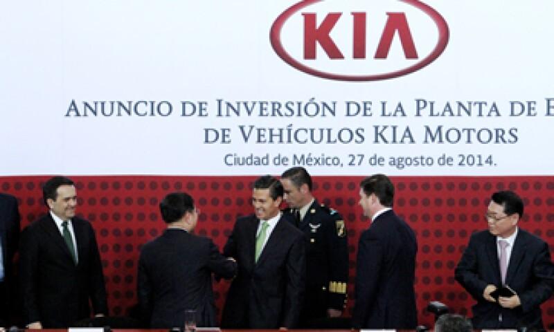 El evento del anuncio fue en la Ciudad de México. (Foto: Notimex)