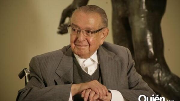 El arquitecto también dio origen al Museo de Antropología e Historia y fue Presidente del Comité Organizador de los Juegos Olímpicos de México 68.
