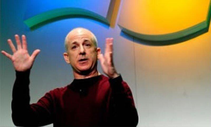 Steven Sinofsky era considerado como el siguiente CEO de Microsoft.  (Foto: Cortesía Fortune)