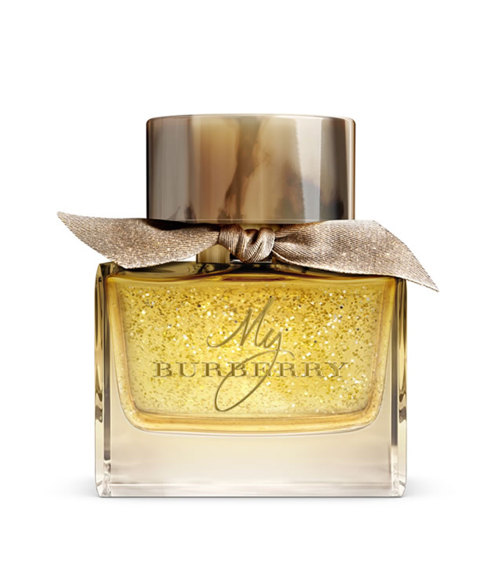 My Burberry Eau de Parfume Festive Edition: Esta edición limitada de la firma incluye notas de alverjilla y bergamota que se fusionan con el corazón de un geranio y freesia, y completa con bases de lluvia, rosas centifolia y pachulí. 1,750 pesos. El Palacio de Hierro.
