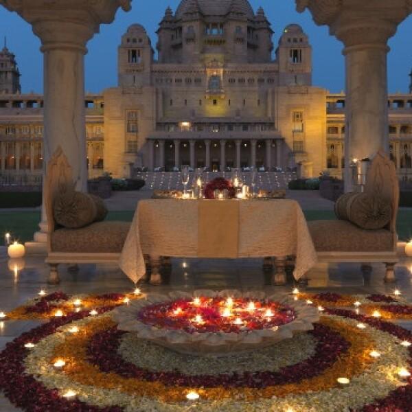 Umaid Bhawan Palace, Rajasthan, India