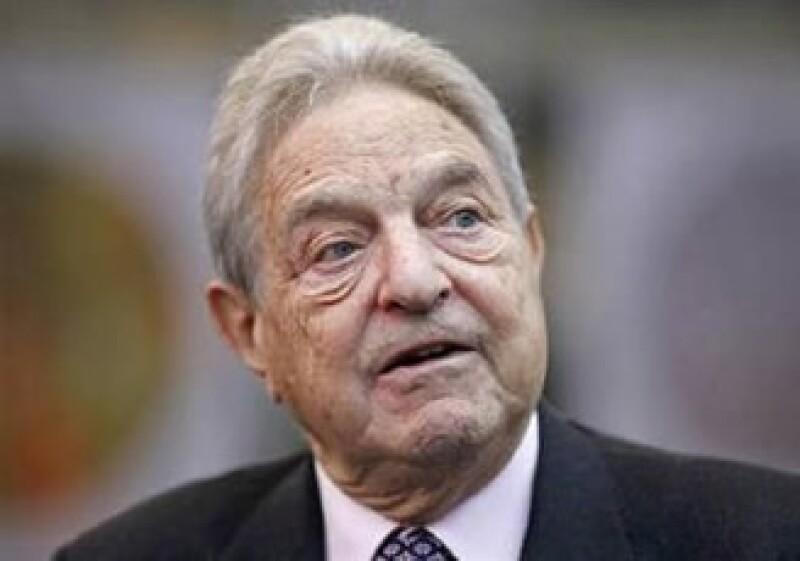 George Soros propuso respaldar los proyectos climáticos con las reservas de oro del FMI. (Foto: Reuters)