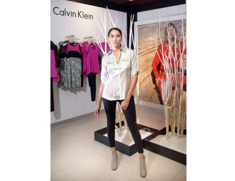 """Con """"White Label"""", Calvin Klein muestra su propuesta para esta temporada."""