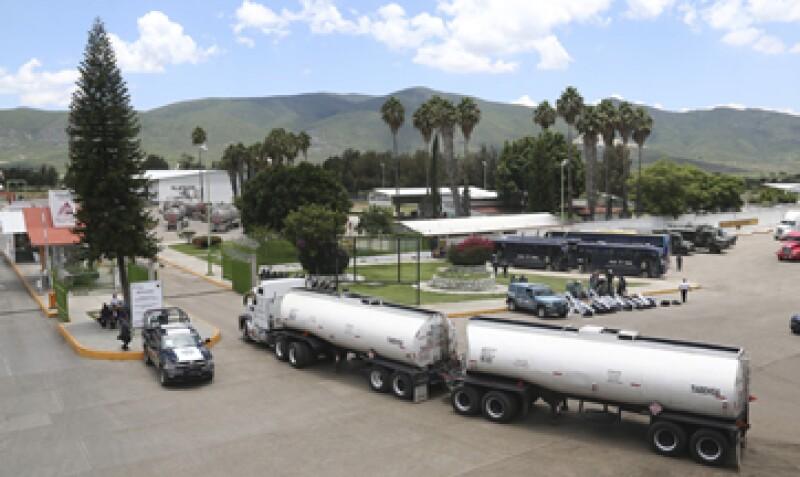 La compra lícita de hidrocarburos durante el primer semestre fue de 783,000 barriles diarios (Foto: Cuartoscuro/Archivo )