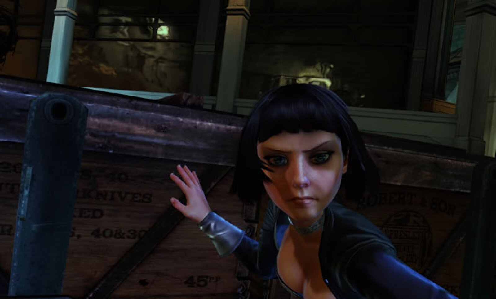 Irrational Games regresa con un nuevo episodio, ahora ambientado en un mundo paralelo en las nubes, llamadao Columbia.
