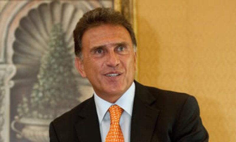 Miguel Ángel Yunes se perfila como candidato del PAN al gobierno de Veracruz. (Foto: Notimex)