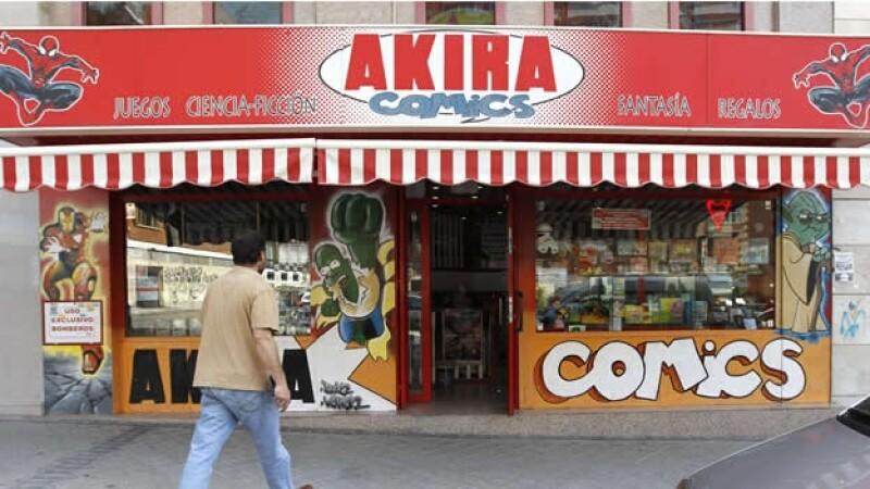 tienda de comics en madrid