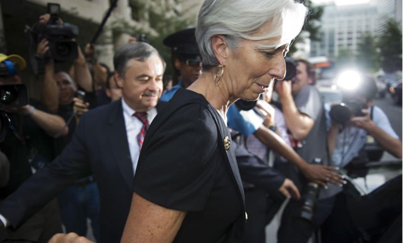 Países como Egipto, Indonesia, Corea del Sur, Rusia y las naciones africanas francoparlantes declararon tempranamente su apoyo por Lagarde, pero significan un poder de voto marginal.