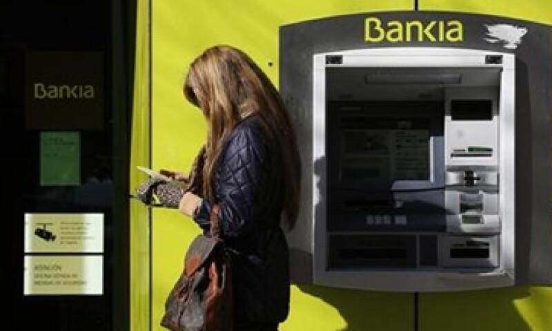 Bankia reportó pérdidas por 19,193 mde en 2012. (Foto: Reuters)