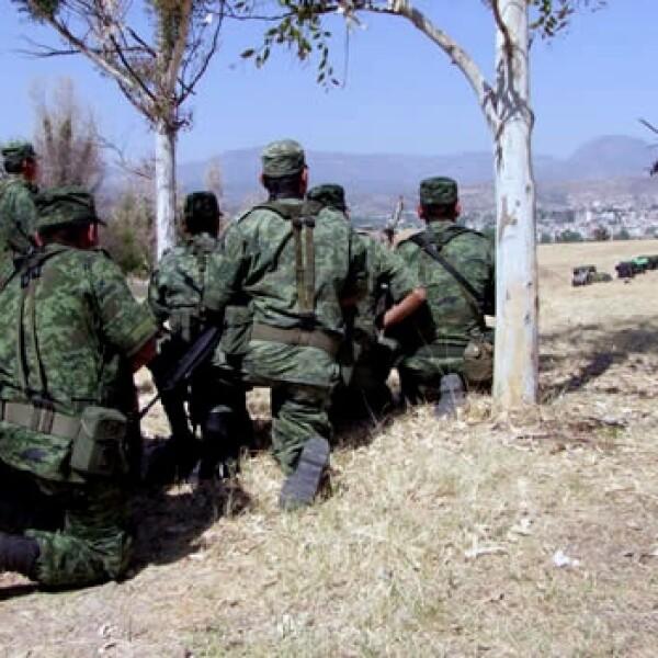Ejército Durango zona 10 1